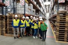 Logistyka w Najlepszej odsłonie! Z wizytą w Centrum Dystrybucyjnym Eurocash
